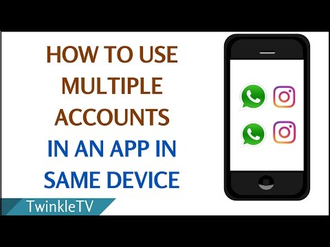 How to Use Two Whatsapp Accounts in Same Device without Rooting | Use Parallel Space