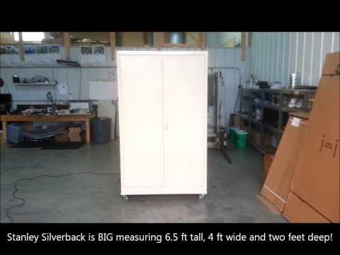 2014 Stanley Silverback Grow Box Walkaround HD