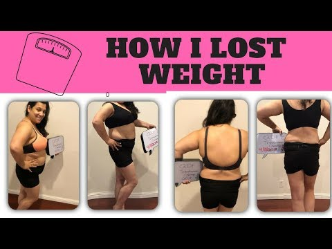 HOW I LOST 12 LBS IN 2 MONTHS