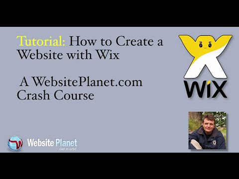 Wix Tutorial 2017 - How to Create a Website With Wix - Expert Review