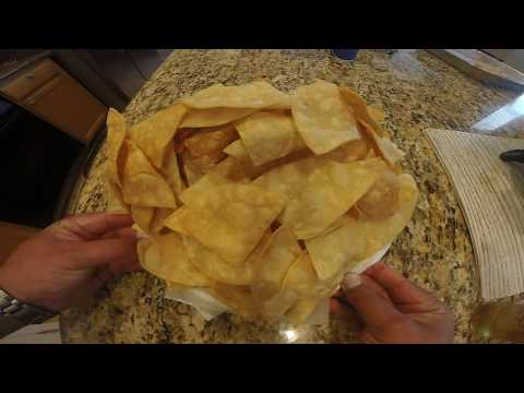 How-to cook homemade tortilla chips