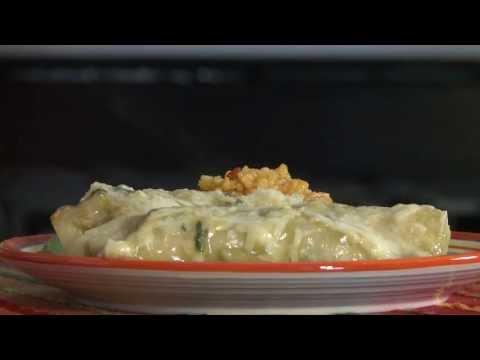 How to Make Spinach Enchiladas | Spinach Enchiladas Recipe | Allrecipes.com