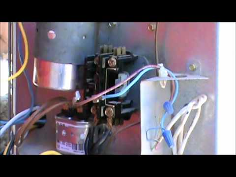 Fix Your Own AC - How to Change a Contactor