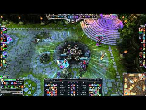 LEAGUE OF LEGENDS: Motor Cycle License (AP Master Yi Gameplay)