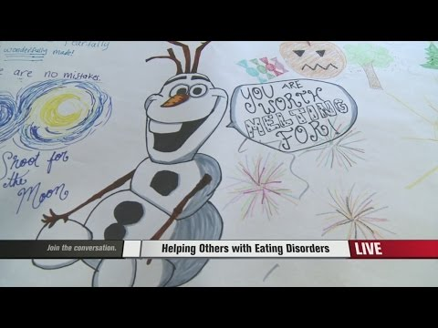 Helping Others With Eating Disorders