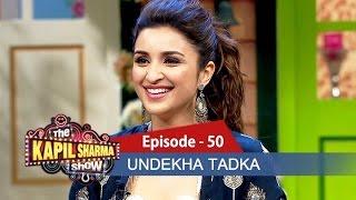 Undekha Tadka | Ep 50 | Parineeti & Ayushmaan Khurana | The Kapil Sharma Show | SonyLIV | HD