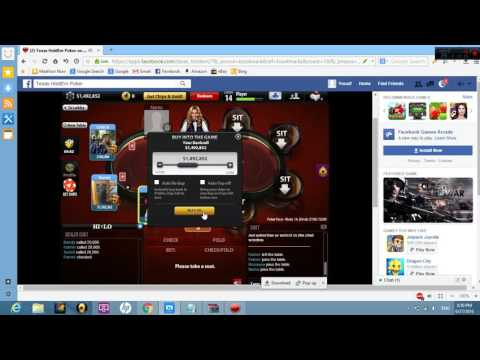 Zynga Poker How to Get 2m chips or more?