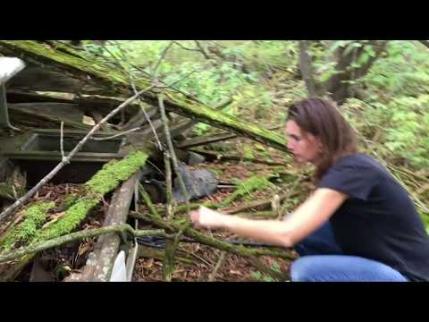 Finding Treasures at THIS OLD FARM House established in the 1900's Many more videos coming
