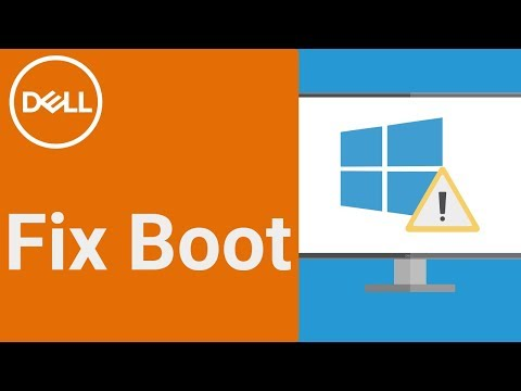 Fix Boot in Windows 10 (Official Dell Tech Support)