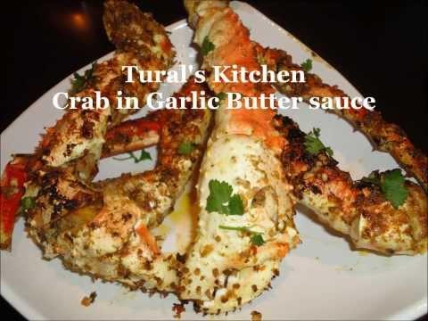 Crab in Garlic Butter sauce