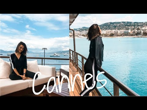 24 HOURS IN CANNES, FRANCE⎮TRAVEL VLOG