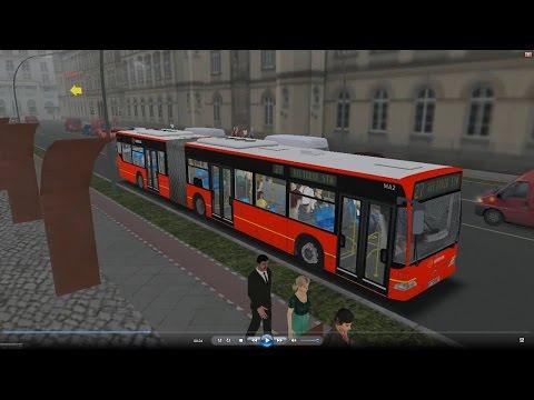 Omsi 2 tour (569) London bus 73 Euston Station - Victoria Station @ Arriva MB O530G