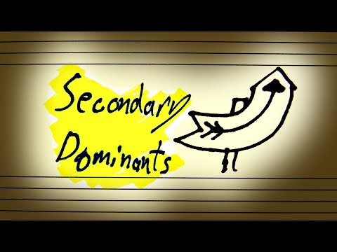 Building Blocks: Secondary Dominants Revisited