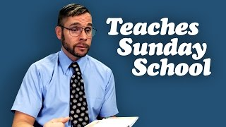 PITTSBURGH DAD TEACHES SUNDAY SCHOOL