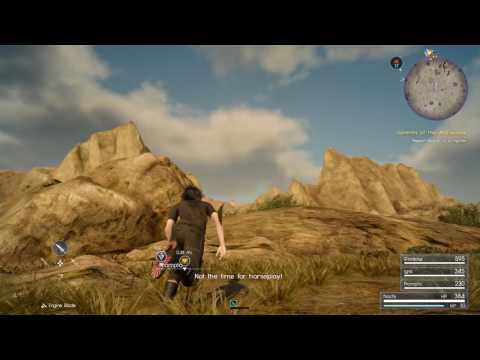 FINAL FANTASY XV - Cool Weather and Atmosphere