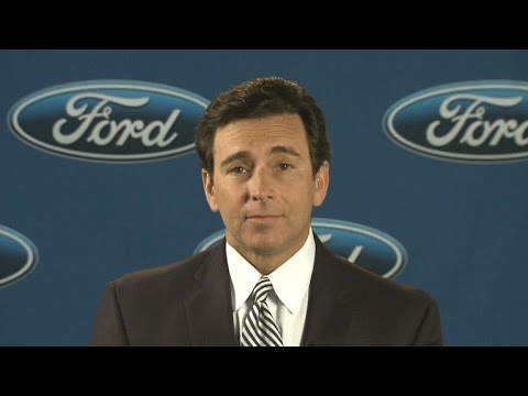 Ford CEO foresees