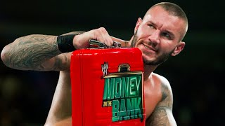 10 Greatest Ever Money In The Bank Ladder Matches
