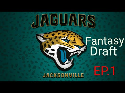 Madden 18 Jacksonville Jaguars Fantasy Draft Franchise Ep.1 THE DRAFT