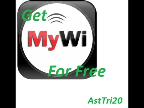 How To Get MyWi 6 For Free On iPhone5/4s/4/3Gs,iPad3/4,iPad Mimi,On iOS 6.1.3/6.1.2/6.0/5.1.1