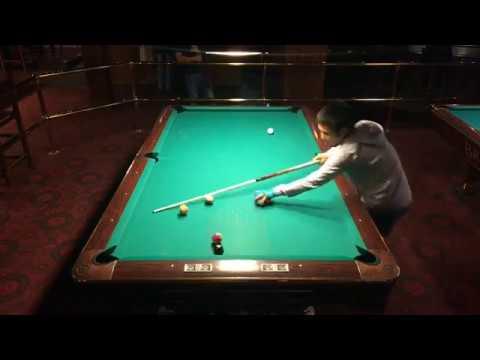 The Billiardists | Alex Pagulayan 270+ Straight Pool/14.1 run [Amsterdam Billiards & Bar, NY]