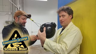 Science Max FULL EPISODE Air SURFING  SCIENCE