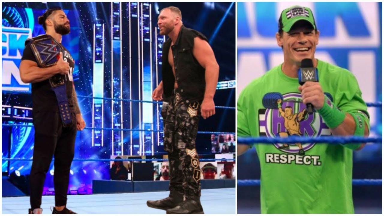 The SHIELD REUNION FUTURE PLANS REVEALED - John Cena RETURNING To WWE - Undertaker PRANKS |
