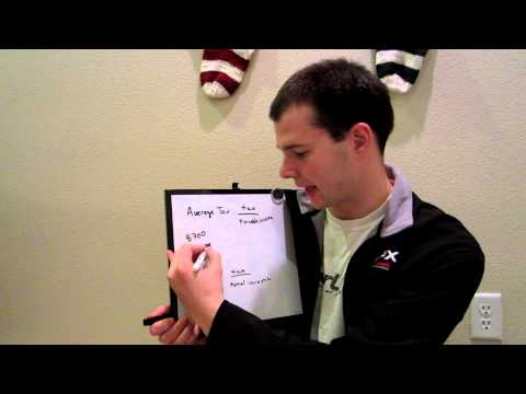 Average Tax Rate vs  Effective Tax Rate Accounting with Chris