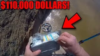 Top 10 Most Insane things YouTubers Found! (DALLMYD, Hidden Treasure)