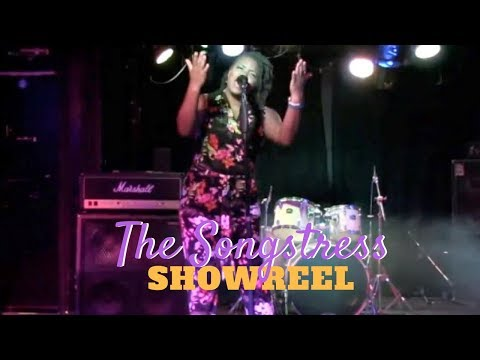 The Songstress // Showreel // Book Now at Warble Entertainment