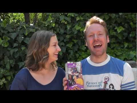 Cookie Review Vlog #12 with Ethan Newberry: Girl Scout Samoas