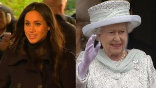 Meghan Markle Gave Queen Elizabeth a Singing Hamster for Christmas