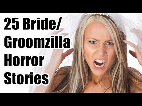 25 Bride/Groomzilla Horror Stories from Reddit