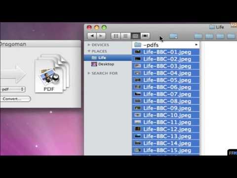 Batch convert jpegs to PDF Free on Mac-MR
