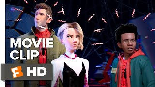 Spider-Man: Into the Spider-Verse Exclusive Movie Clip - Other Spider People (2018)   Movieclips