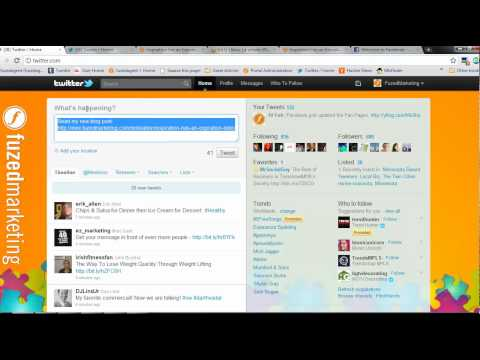 How to Shorten a Link on Twitter