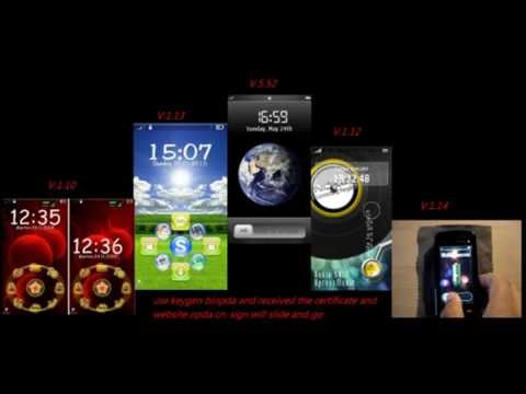 Sign Symbian Applications - Nokia 5530 Xpressmusic Apps Sis