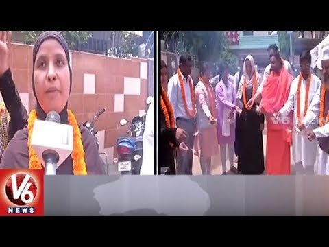 Muslim Women In Varanasi Celebrates Supreme Court's Triple Talaq Verdict | V6 News