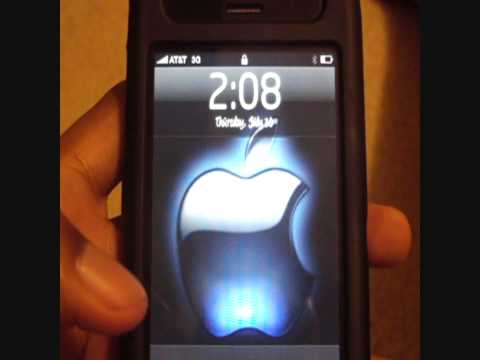 How To Change iPhone/iPod Touch System Fonts And Lockscreen Clock Font