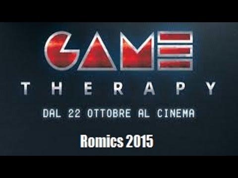 Only1Tech™ a Romics : Favij, Clapis, Decarli e Zoda - Game Therapy