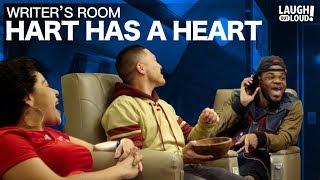 Hart has a heart! | Writers
