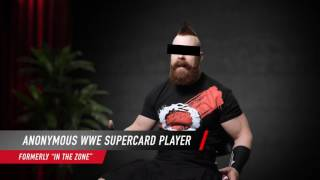 WWE SuperCard Season 3 Confessional - Formerly In The Zone