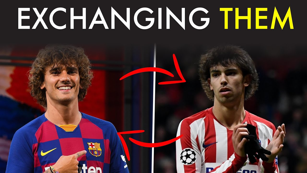 Griezmann for Joao Felix: Barcelona and Atletico considering a player exchange!