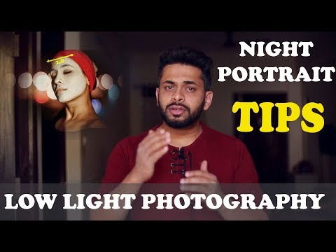 NIGHT PHOTOGRAPHY | BETTER PHOTOS IN LOW LIGHT
