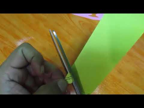 How to make paper cutting designs patterns step by step   make a paper cutting duck