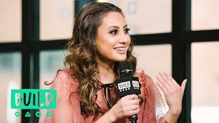 """Francia Raisa Drops By To Chat About """"grown-ish"""""""