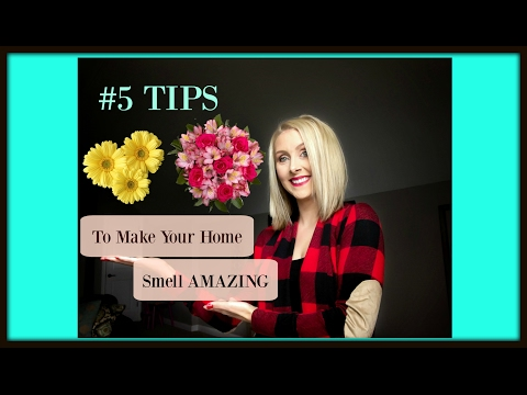 Cleaning Hacks for a Fresh Smelling Home!~With BLOOPERS