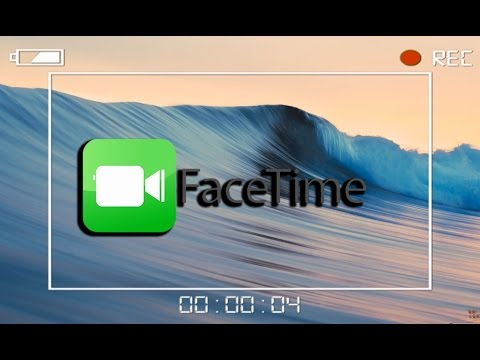 How to Record FaceTime Video Call on Mac and iPhone/iPad