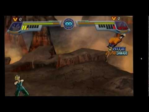 Dragon Ball Z Inifnite World pcsx2 (kinda slow)