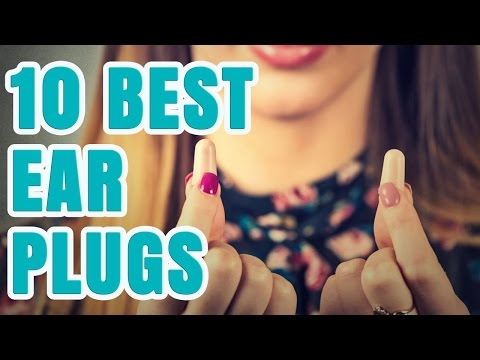 Best Ear Plugs 2017 – TOP 10 Earplugs For Sleeping