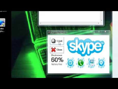 If you forget your password in skype,u can retrieve it (Made in Algeria)